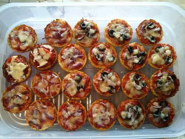 paleo-minipizza