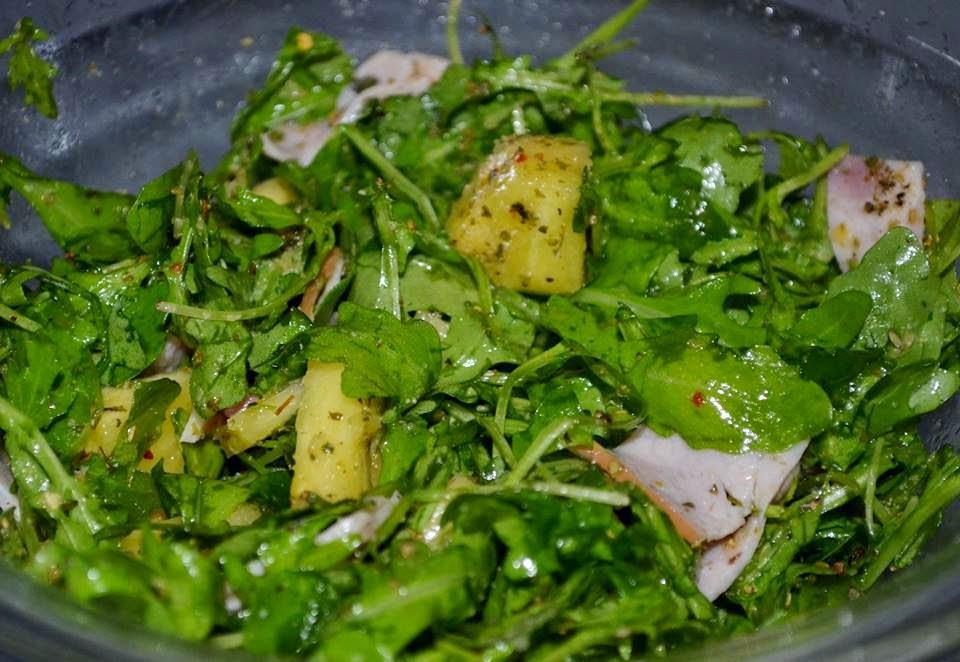 ananasz-sali