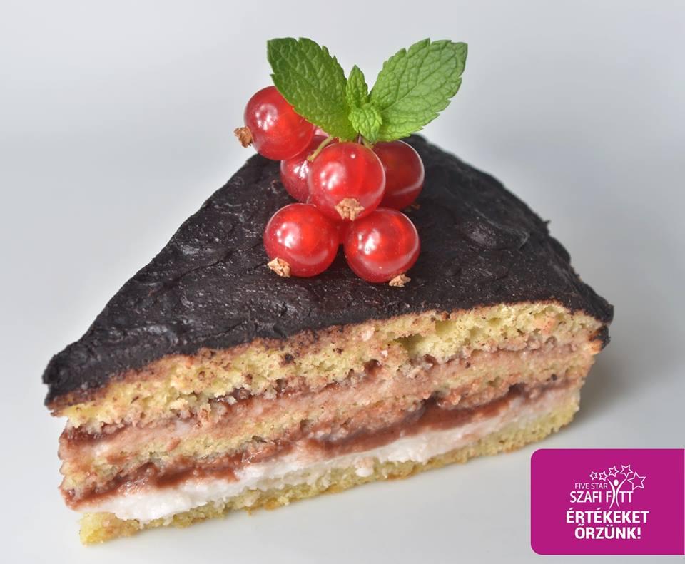 Szafi Fitt paleo torta
