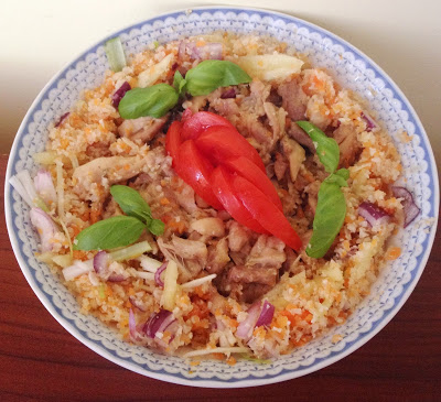 zoldseges-karfiolrizses-csirkesalata