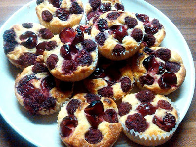 malna-meggyes-muffin