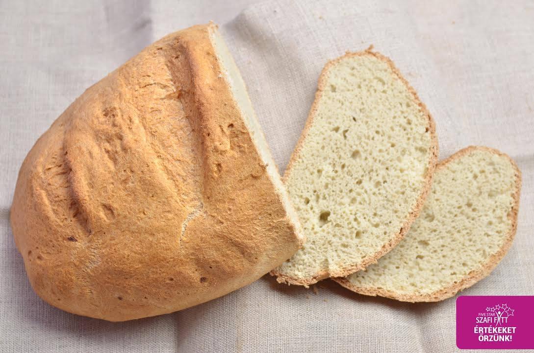 Minimális szénhidrát tartalmú light paleo kenyér