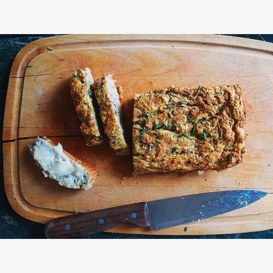 Cukkinis kenyér