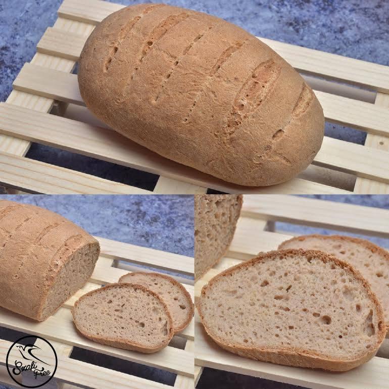 Szafi Free hajdinás kenyér