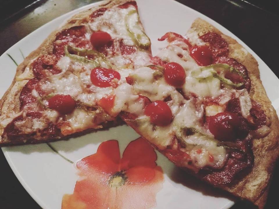 Szafi Free élesztőmentes pizza
