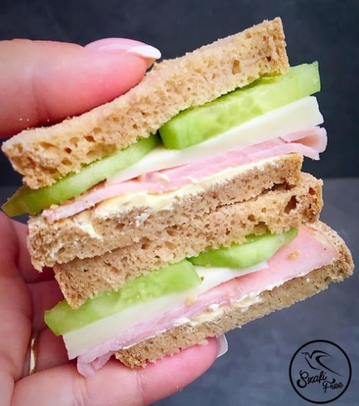 Szafi Free gluténmentes hajdinás kenyér
