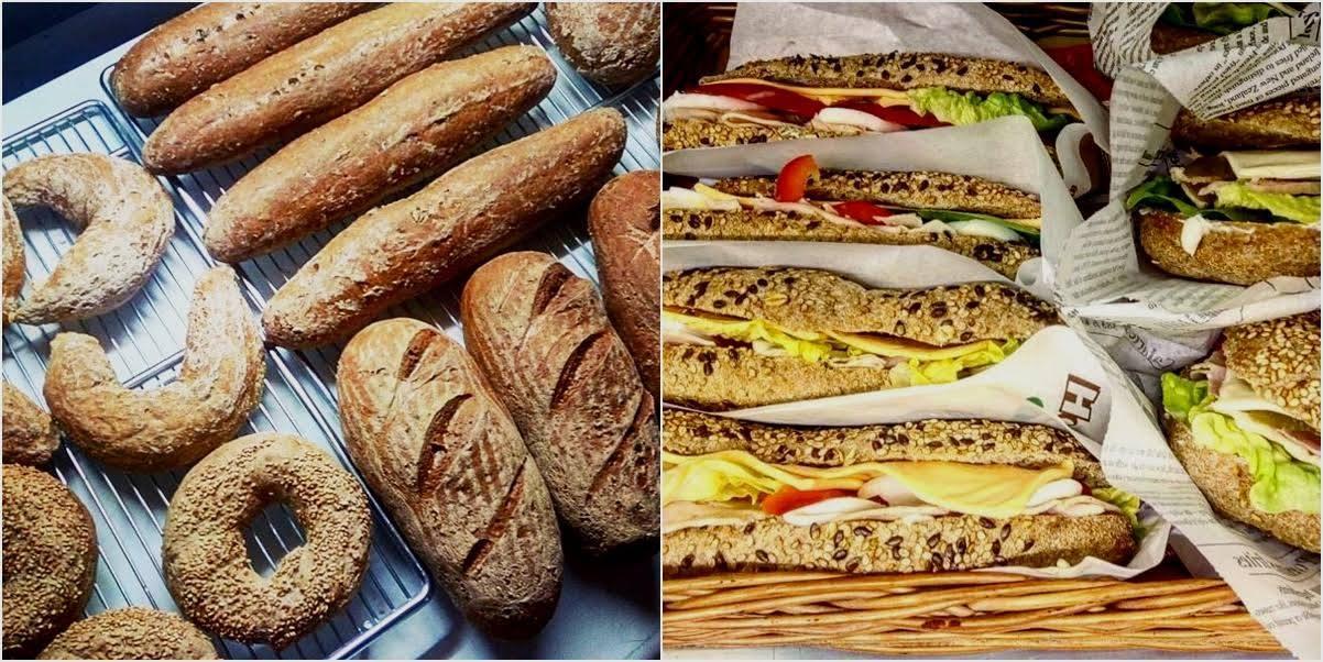 Szafi Free hajdinás szendvicsek