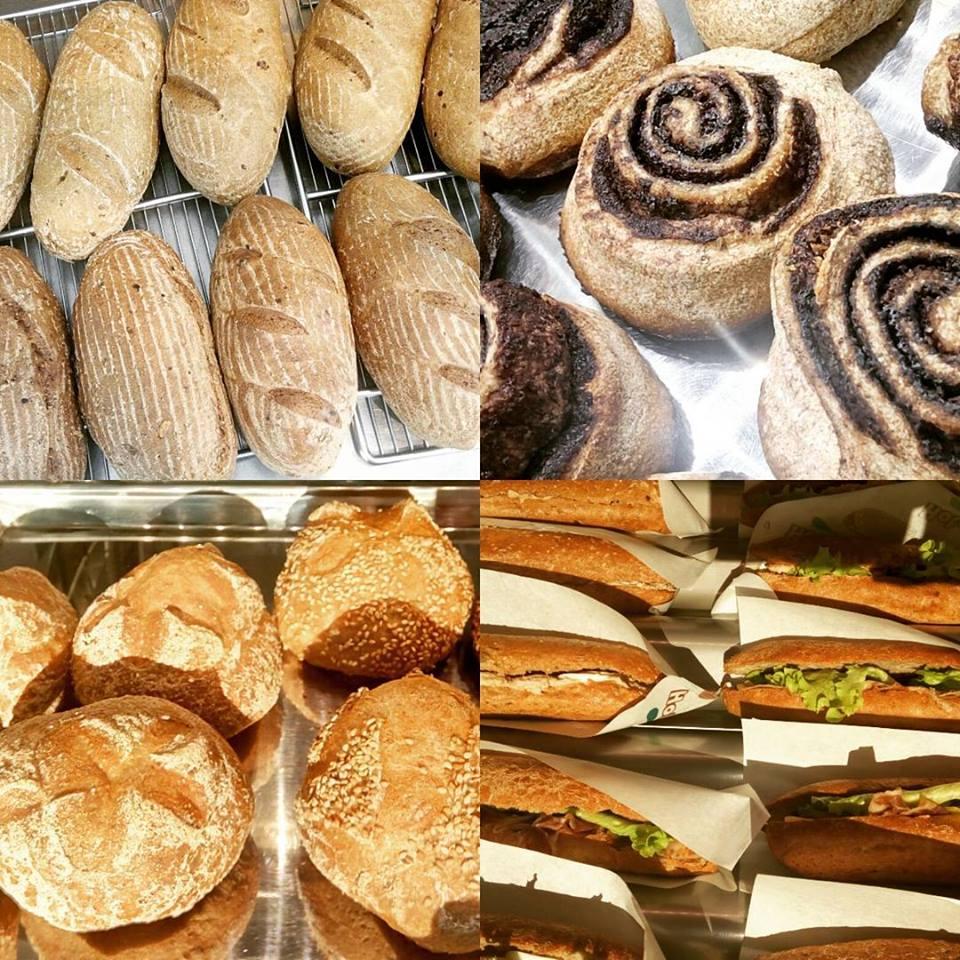 Szafi Free hajdinás kenyér, és szendvicsek