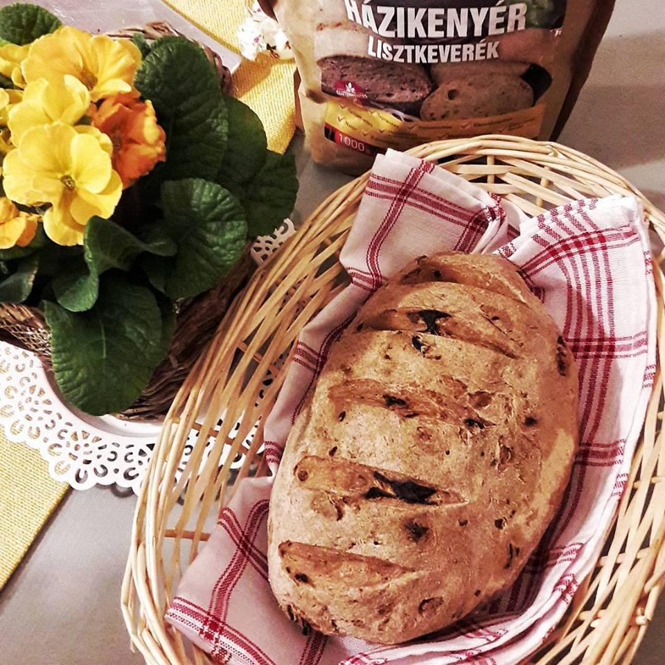 Szafi Free hajdinás gluténmentes, élesztőmentes kenyér