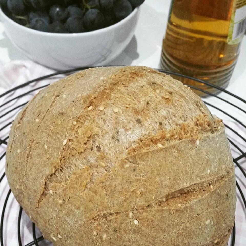 Fűszerezett Szafi Free vegán kenyér