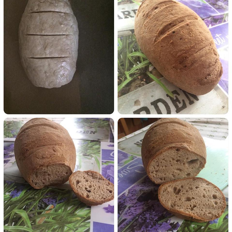 """""""Mindenmentes"""" vegán kenyér"""