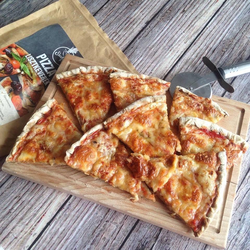 Szafi Free zsírszegény pizza