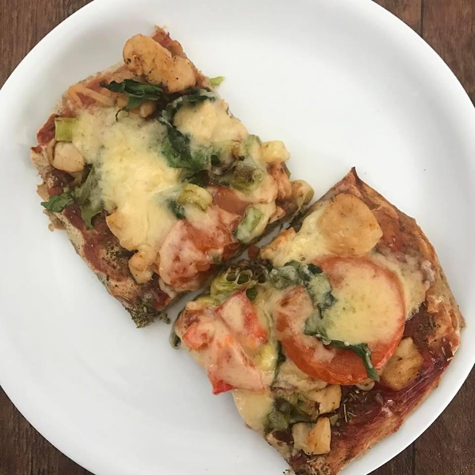 Szafi Free élesztőmentes, gluténmentes pizza