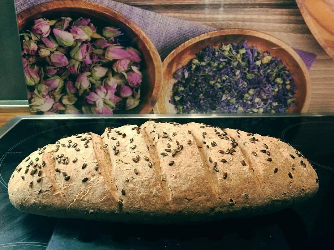 Szafi Free hajdinás ropogós kérgű kenyér