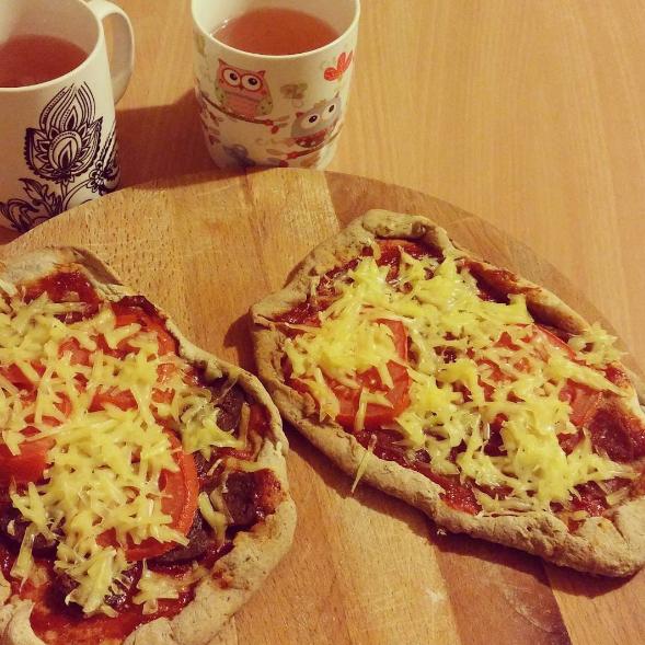 Szafi Free élesztőments, tojásmentes pizza