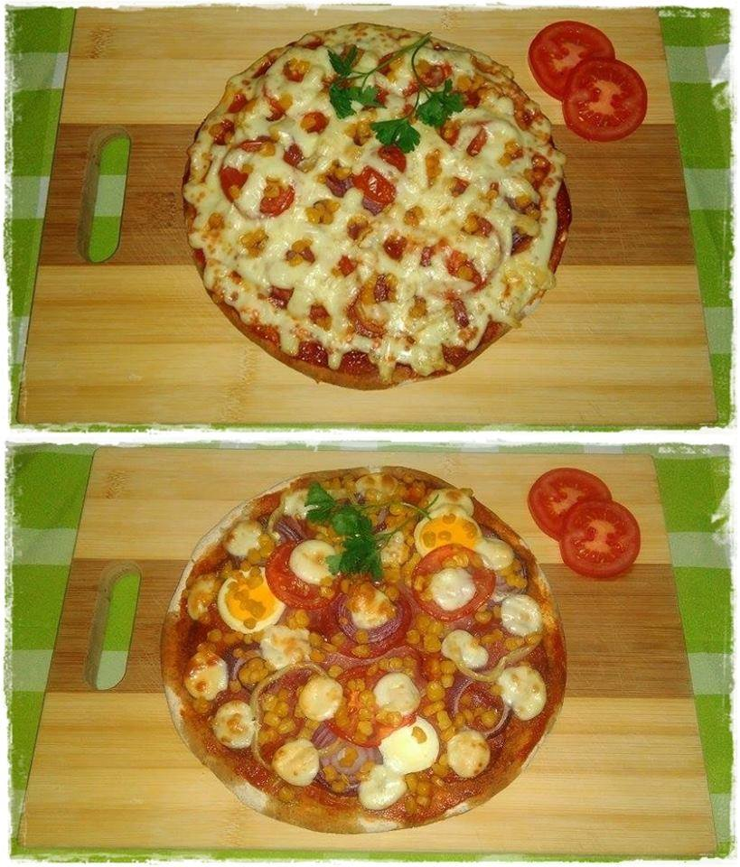 Szafi Free pizza