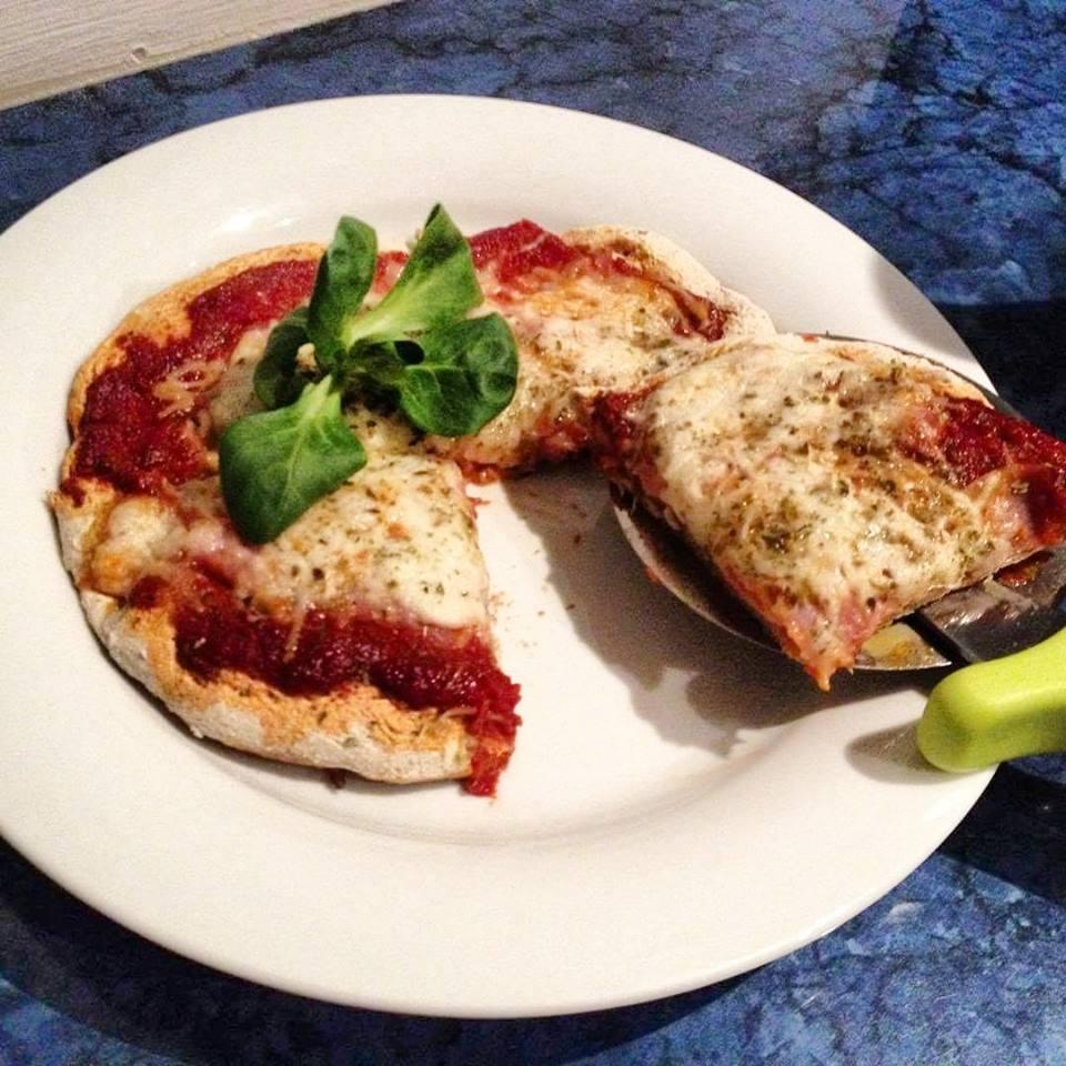 Szafi Free gluténmentes, zsírszegény pizza