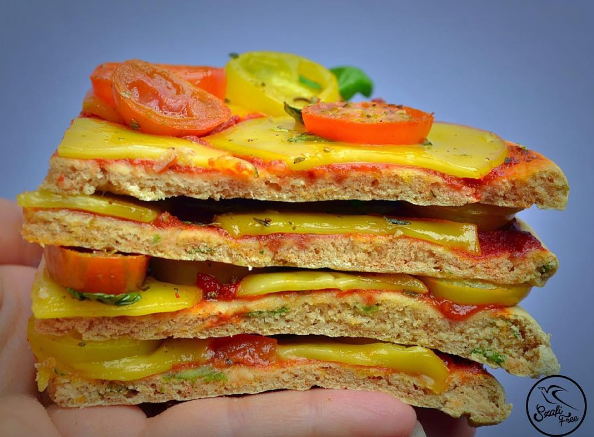 Szafi Free zsírszegény, gluténmentes pizza