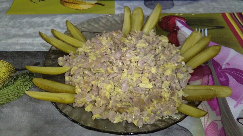 Tojásos, gluténmentes Szafi Free nokedli