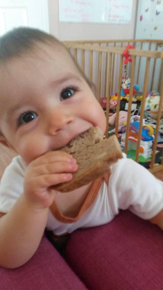 Ropogós vegán kenyér