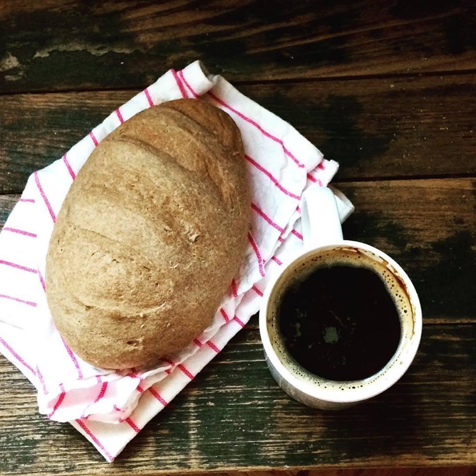 Élesztőmentes kenyér