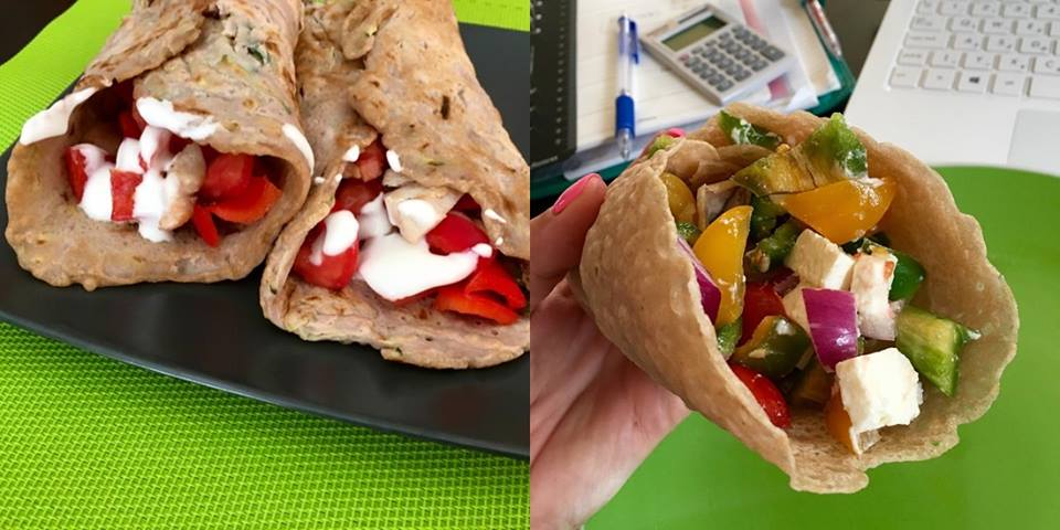 Szafi Free vegán tortilla