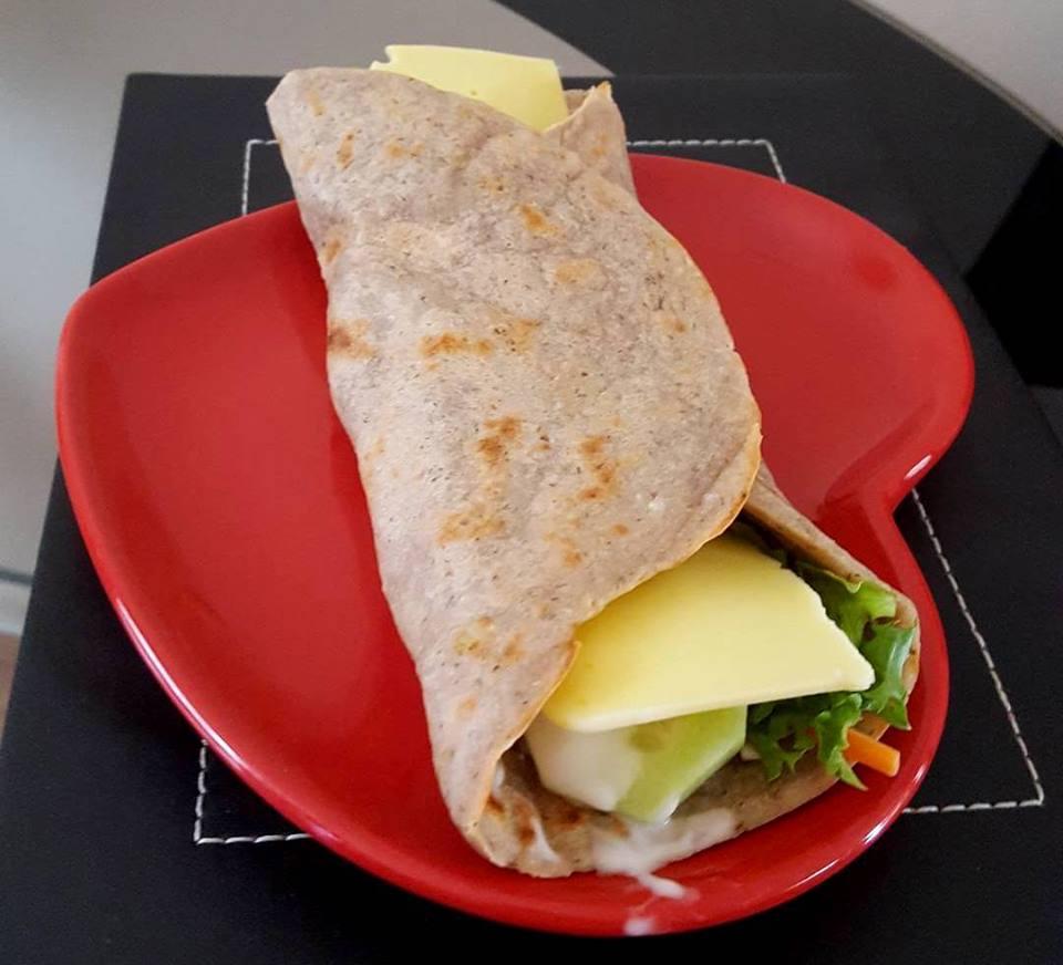 Szafi Free tortilla