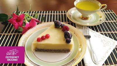 Cukkinis paleo torta