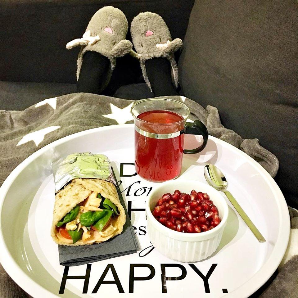 Szafi Fitt & Szafi Free tortilla