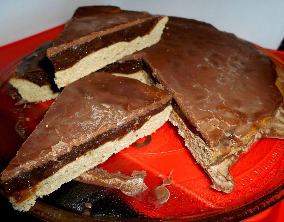 Egyszerű kanalas paleo sütemény