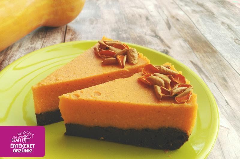 Sütőrökkrémes paleo torta