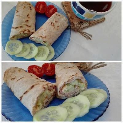Szafi Fitt & Szafi Free vegán tortilla