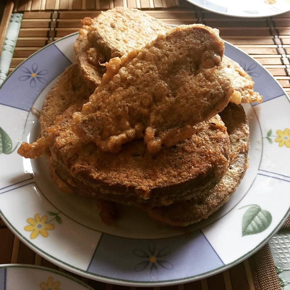 Szafi Free világos puha kenyérből készült bundáskenyér
