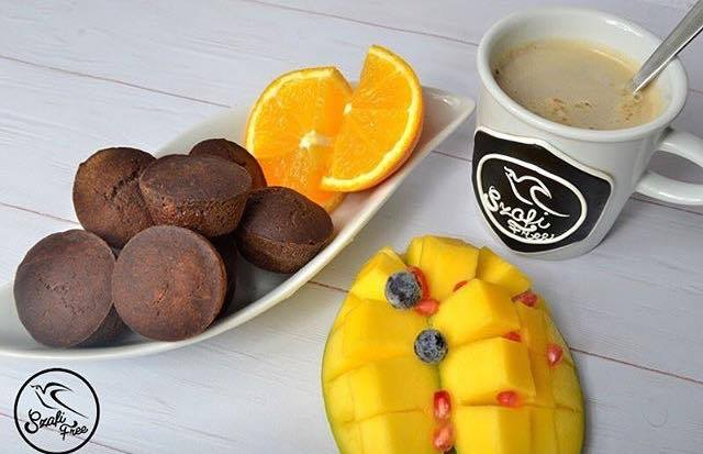 Szafi Free karobos muffin Szafi Fitt 3in1 kávéval