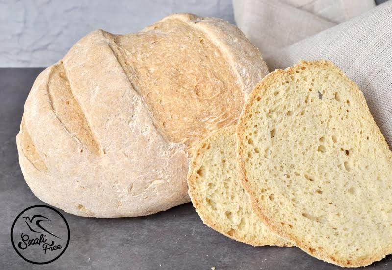Puha, világos Szafi Free kenyér