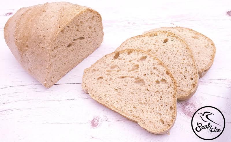 Szénhidrát-csökkentett, gluténmentes kenyér