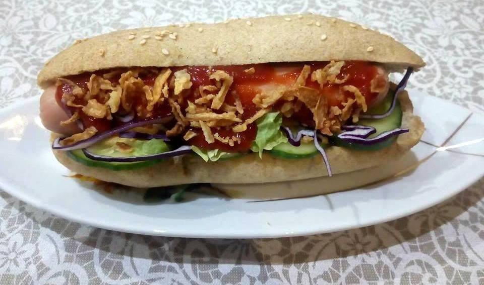 Szafi Free gluténmentes hotdog kifli