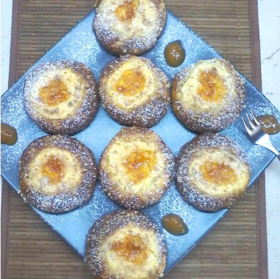 Szafi Fitt gluténmentes paleo morvakalács