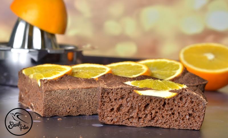 Narancsos csokis kenyér
