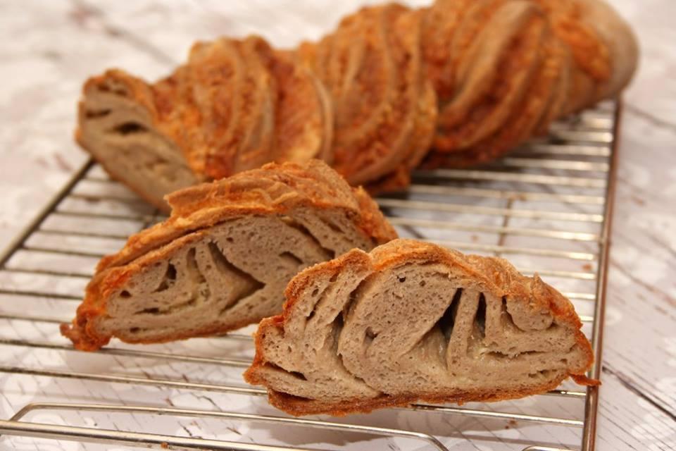 Szafi Free csavart kenyér