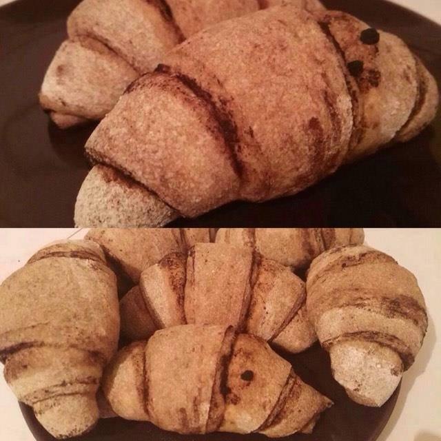 Szafi Free gluténmentes csokis croissant