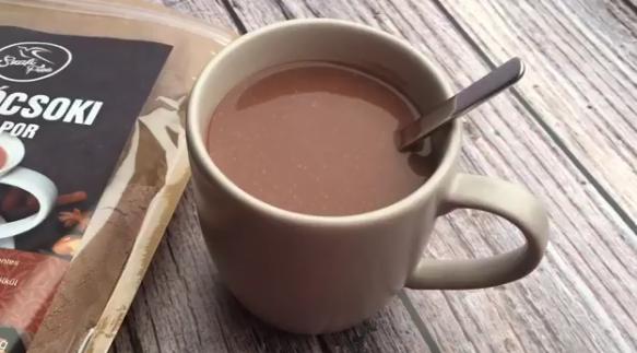 Szafi Free vegán forró csoki