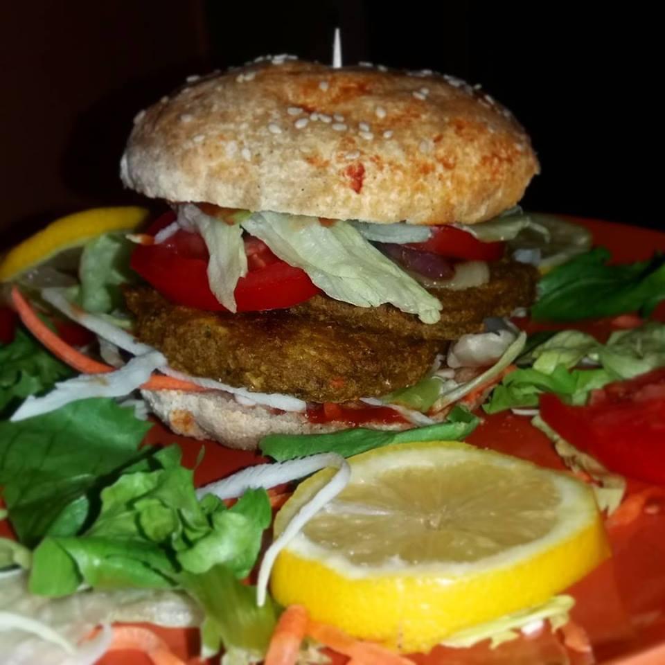 Szafi Free gluténmentes, tejmentes, élesztőmentes hamburger zsemle