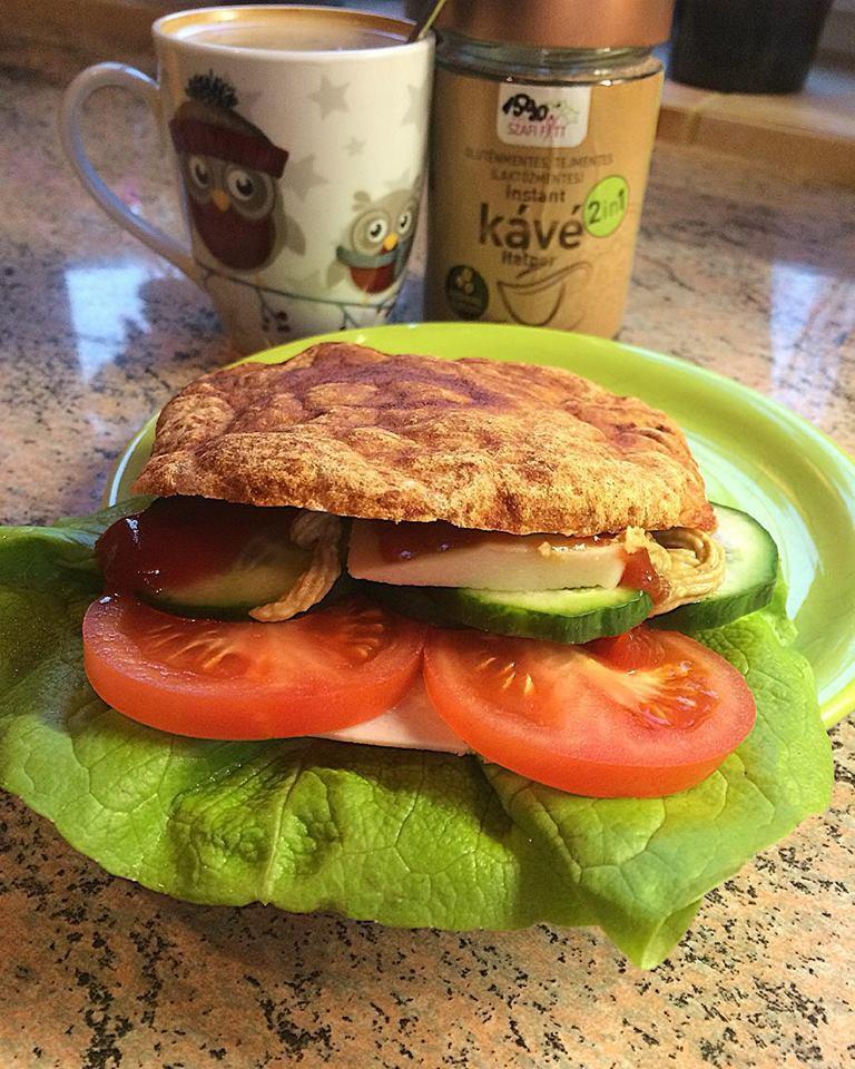 Szafi Free glutén-, élesztő, tejmentes hamburger zsemle