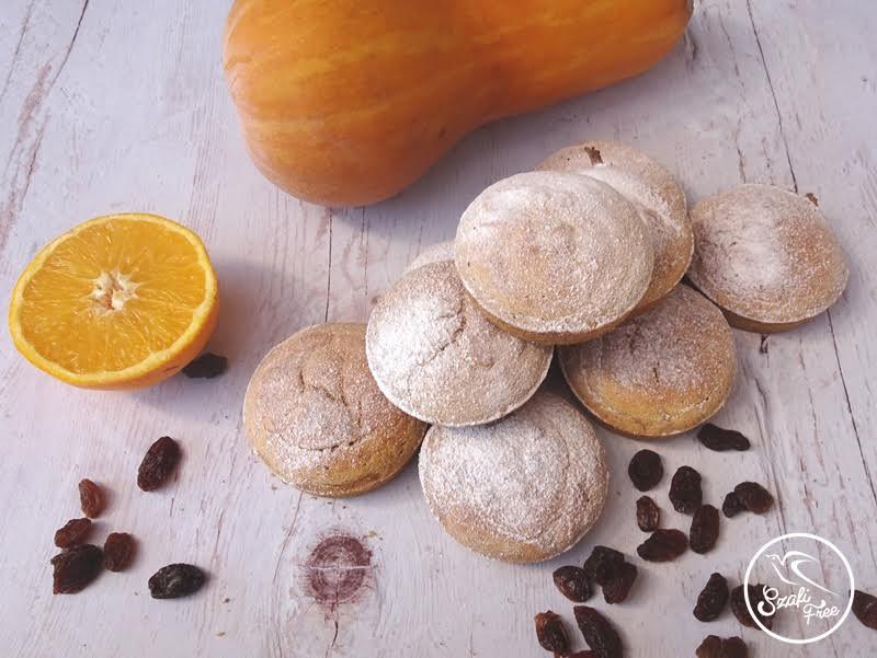 Szafi Free zsírszegény vegán muffin