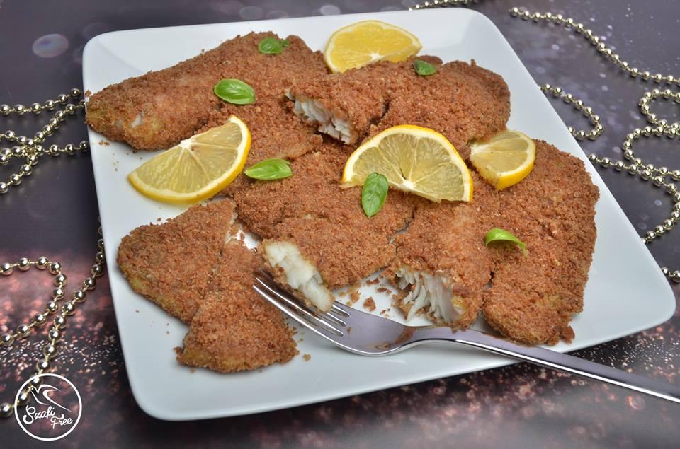 Zsírszegény rántott hal