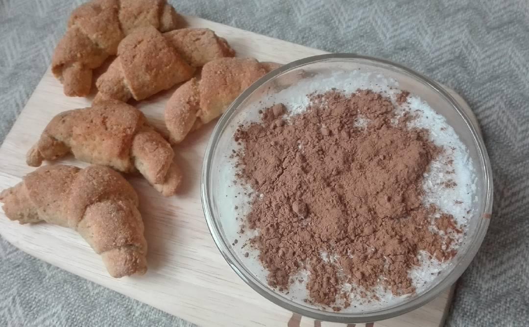 Vegán kókuszjoghurt paleo sörkiflivel