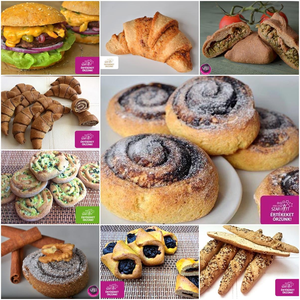 Top 10 PALEO péksüti