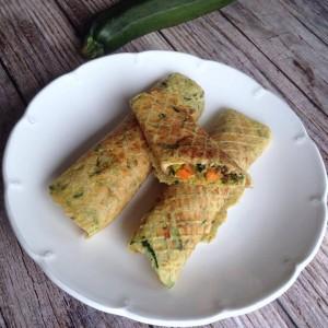 Szafi Free gluténmentes cukkinis tortilla