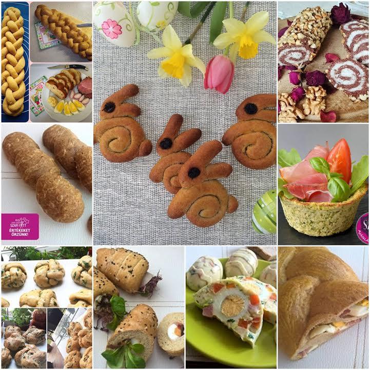 TOP 10 húsvéti recept